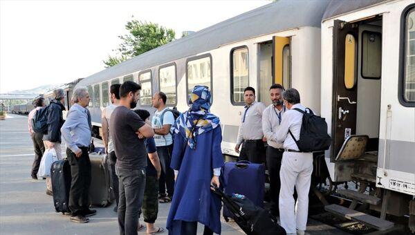 Tren - tren garı  - Sputnik Türkiye