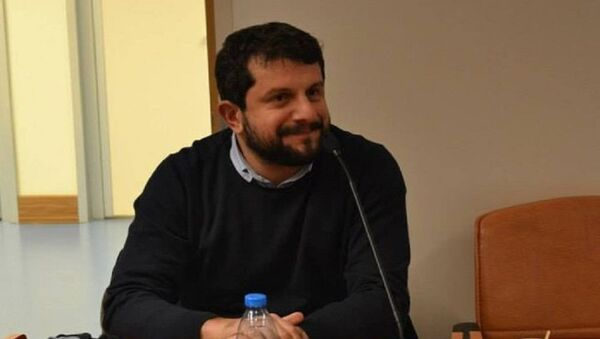 Avukat Can Atalay - Sputnik Türkiye