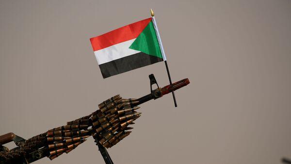 Sudan'da daha önce 'Cancavid' diye bilinen Acil Destek Güçleri adlı milisler, askeri yönetimin emrinde demokrasi yanlılarına katliam düzenledi. - Sputnik Türkiye