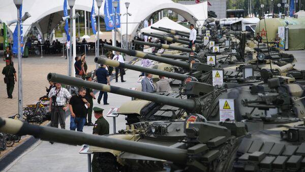 'ARMY-2019 Forumu'nun açılış töreni - Sputnik Türkiye