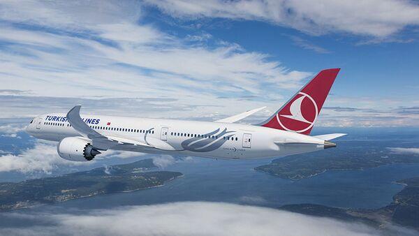 THY, Dreamliner - Sputnik Türkiye