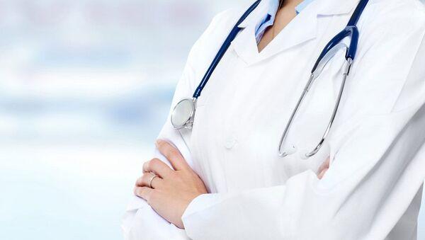 doktor - temsili - hastane - sağlık - Sputnik Türkiye