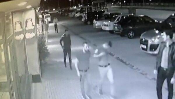 'Burada top oynayamazsınız' kavgası: İki garsonu yaraladı, yanlışlıkla kardeşini de vurdu - Sputnik Türkiye