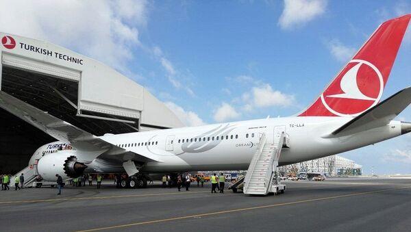 Boeing 787-9 Dreamliner, THY - Sputnik Türkiye