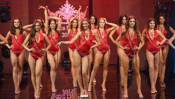 Krasa Rossii Güzellik Yarışması - Sputnik Türkiye