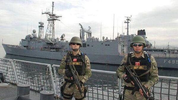 Deniz Kuvvetleri Komutanlığı - Sputnik Türkiye