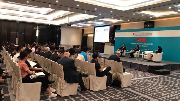 Çin'de Türkiye paneli: İkili perspektifle küresel zorluklarla mücadele - Sputnik Türkiye
