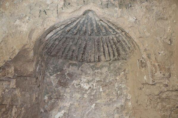 Hacı Bektaş Veli'nin Kapadokya'da kullandığı mescit 800 yıl sonra gün yüzüne çıktı - Sputnik Türkiye