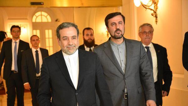 İran Dışişleri Bakan Yardımcısı Abbas Arakçi - Sputnik Türkiye