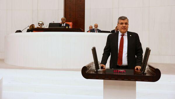 Ayhan Barut - Sputnik Türkiye