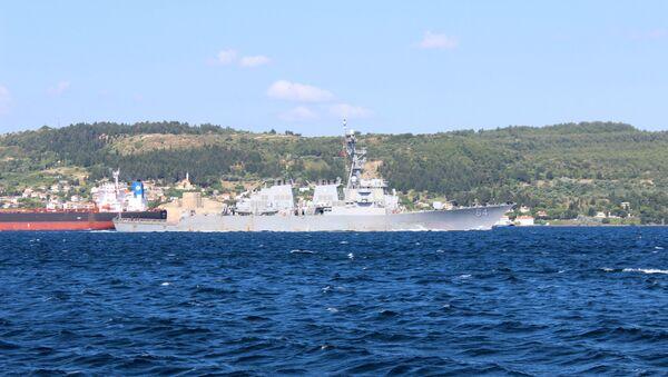 USS Carney - Sputnik Türkiye
