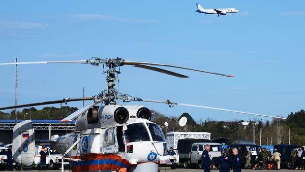 Ka-32 helikopteri - Sputnik Türkiye