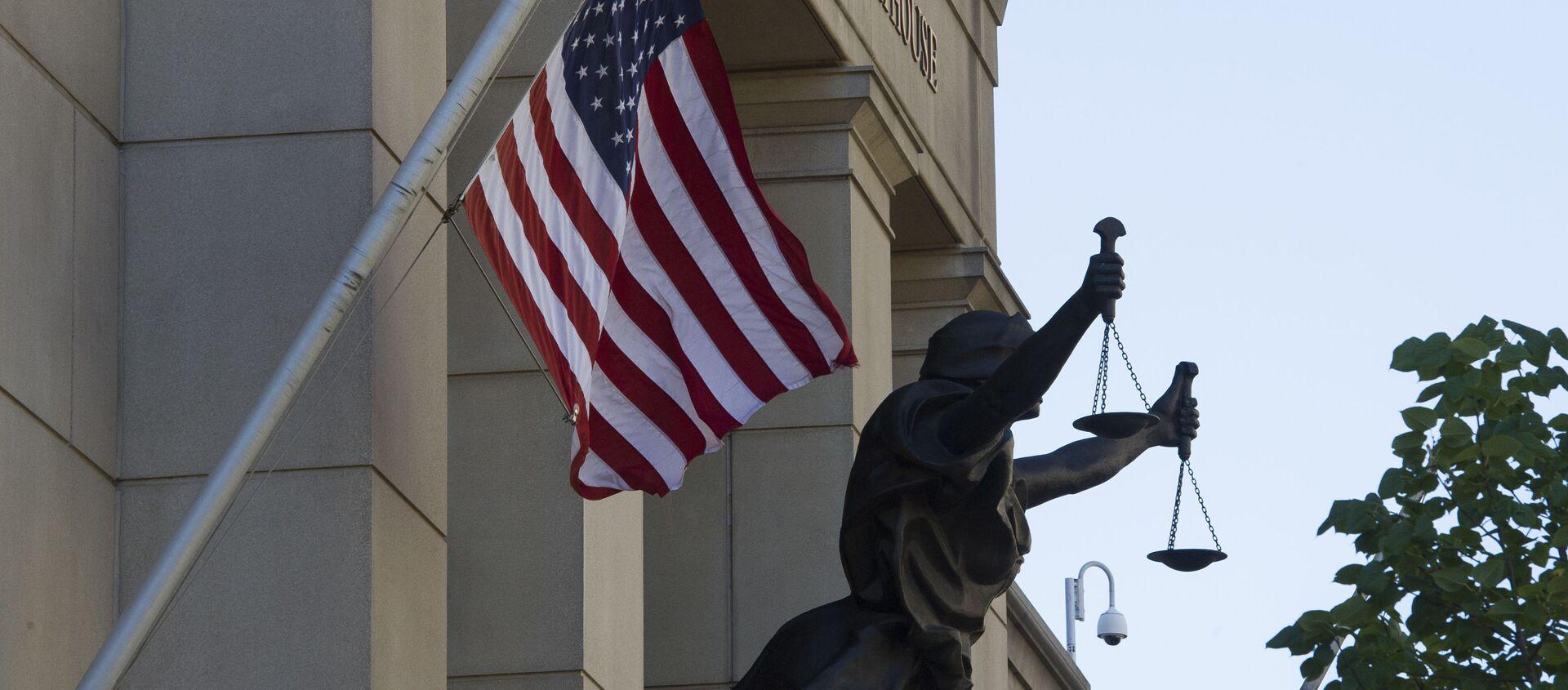 ABD mahkeme - Sputnik Türkiye, 1920, 20.08.2020