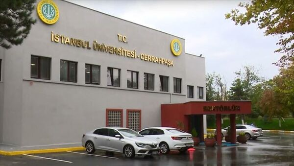 İstanbul Üniversitesi-Cerrahpaşa Cerrahpaşa Tıp Fakültesi - Sputnik Türkiye