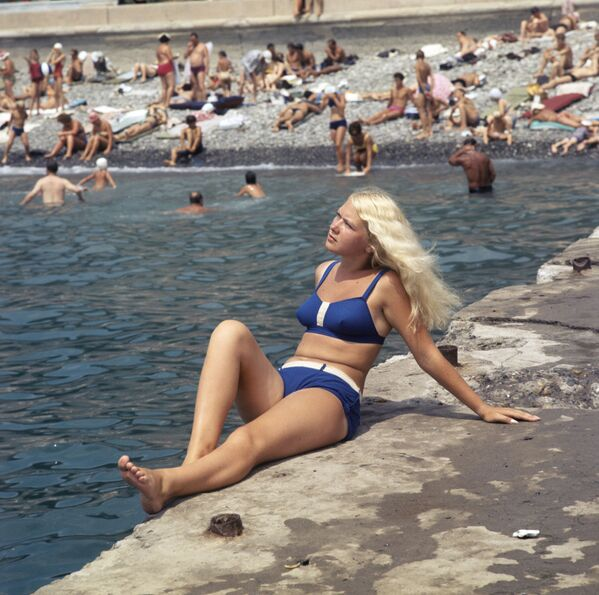 5 Temmuz  Bikini Günü - Sputnik Türkiye