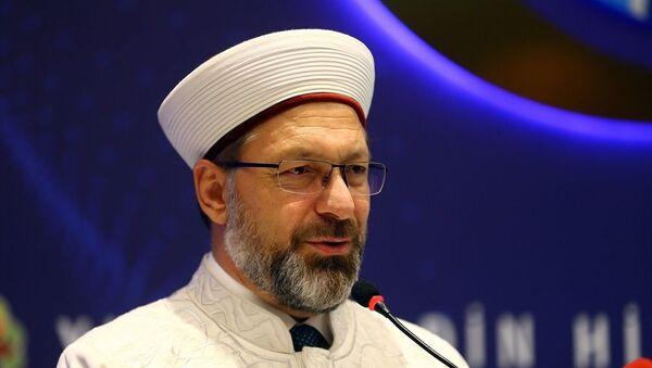 Ali Erbaş - Sputnik Türkiye