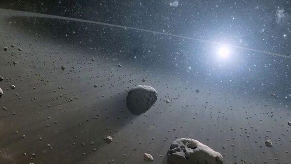 Asteroid - Sputnik Türkiye