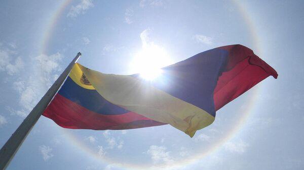 Venezüella bayrağı - Sputnik Türkiye