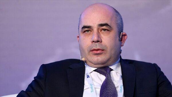 Merkez Bankası Başkanlığına atanan Murat Uysal  - Sputnik Türkiye