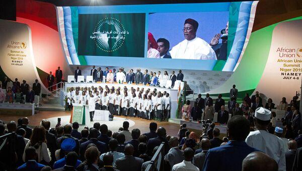 Afrika Birliği (AfB) 12. Olağanüstü Zirvesi - Sputnik Türkiye