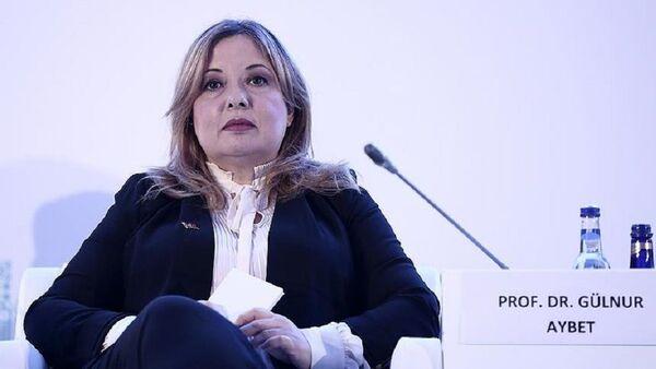 Gülnur Aybet - Sputnik Türkiye