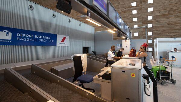 Fransa Roissy-Charles de Gaulle Havalimanı - Sputnik Türkiye