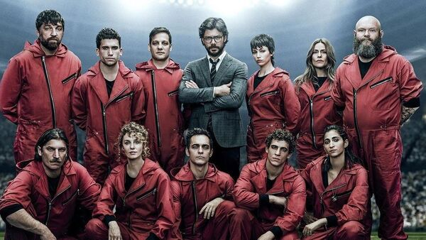 La Casa De Papel - 3. sezon - Sputnik Türkiye