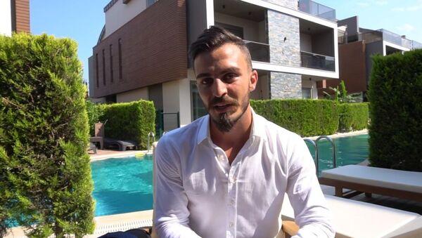 YouTuber Fester Abdü  - Sputnik Türkiye