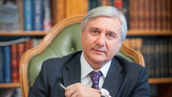 Ahmet Palankoyev - Sputnik Türkiye