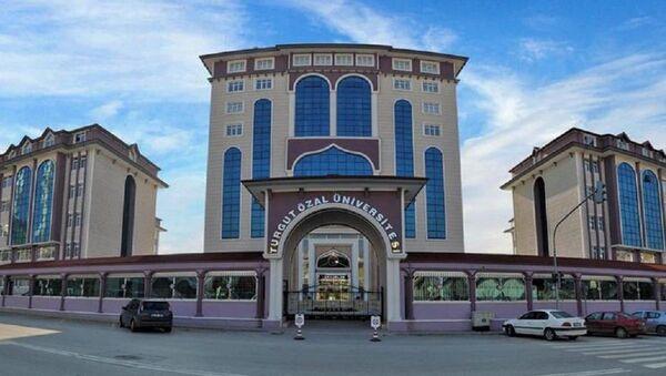 Turgut Özal Üniversitesi - Sputnik Türkiye