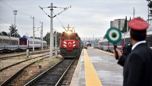 tren - Sputnik Türkiye