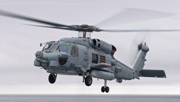 MH-60R - Sputnik Türkiye