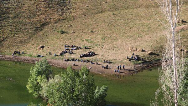 Barajda kaybolan 3 çocuğun cesedine ulaşıldı - Sputnik Türkiye