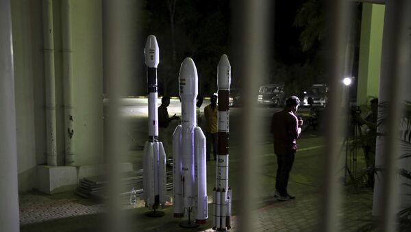 Hindistan uzay  - Sputnik Türkiye