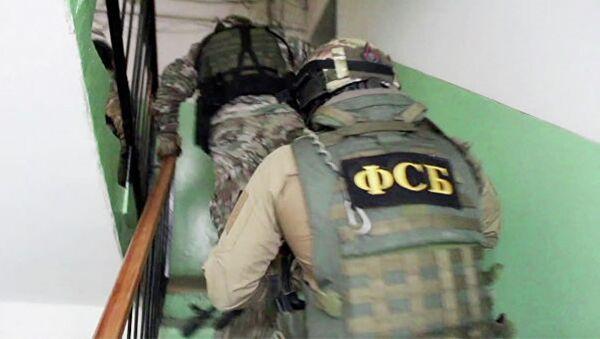 Rusya'da terör eylemleri planlayan IŞİD hücresi çökertildi - Sputnik Türkiye