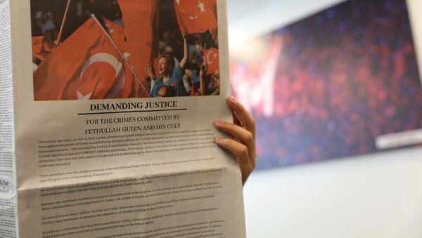 Washington Post, 15 Temmuz - Sputnik Türkiye