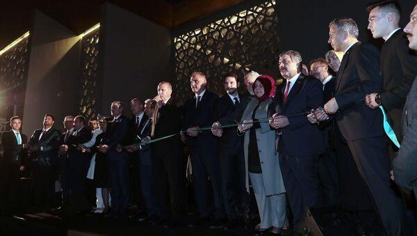 'Hafıza 15 Temmuz Müzesi' açıldı - Sputnik Türkiye