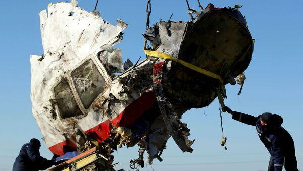 MH17 - Sputnik Türkiye