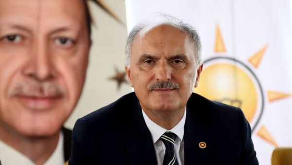 AK Parti Giresun Milletvekili Cemal Öztürk - Sputnik Türkiye