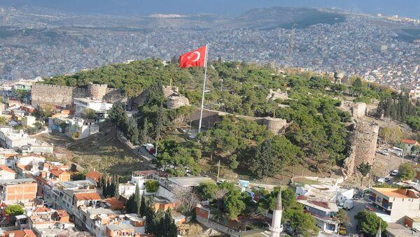 İzmir, Kadifekale - Sputnik Türkiye