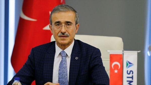 Savunma Sanayii Başkanlığı (SSB) Başkanı İsmail Demir - Sputnik Türkiye