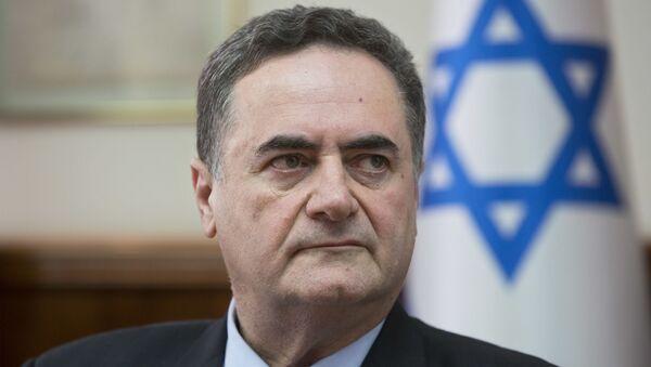 İsrail Dışişleri Bakanı Yisrael Katz - Sputnik Türkiye