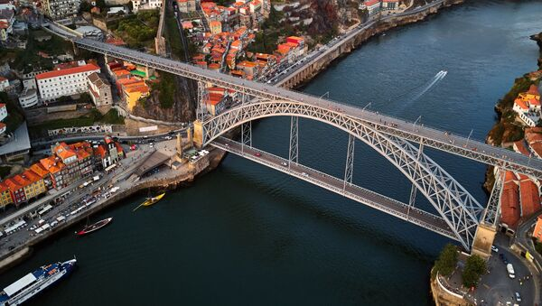 Porto, köprü - Sputnik Türkiye