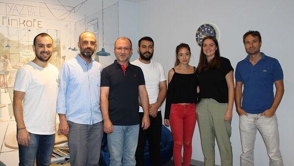 Yerli sosyal medya platformu 'Yazbee' - Sputnik Türkiye