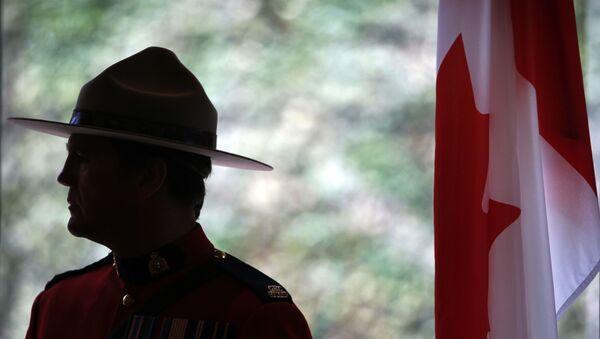 Kanada Kraliyet Atlı Polisi - Sputnik Türkiye
