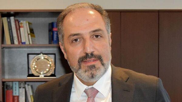 Mustafa Yeneroğlu - Sputnik Türkiye
