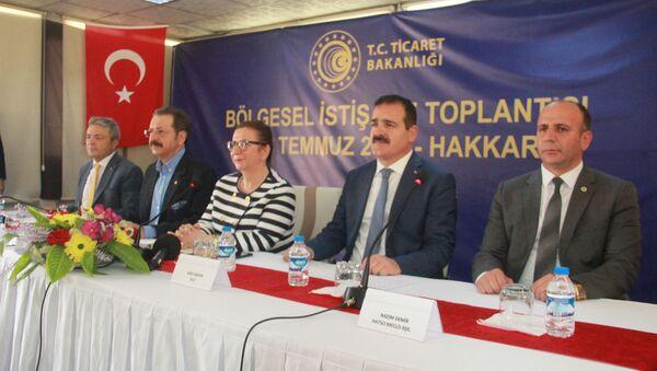 Ruhsar Pekcan - Sputnik Türkiye