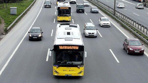 Halk otobüsü - Sputnik Türkiye