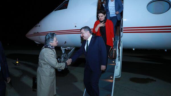 Sağlık Bakanı Fahrettin Koca, Namibya'da - Sputnik Türkiye
