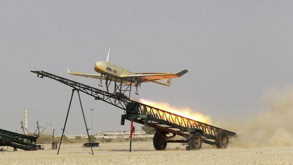 İran - insansız hava aracı (İHA) - Sputnik Türkiye